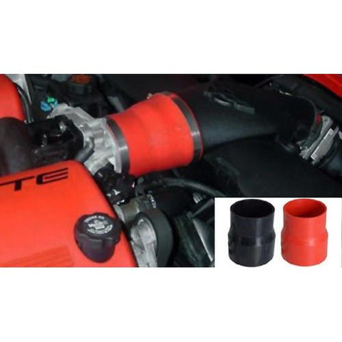 (97-04 C5 / C5 Z06) Corvette Air Intake High Flow Power Coupler - Black,Performance Parts