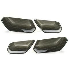 Corvette Blackout Kit - Molded Acrylic Rear Taillights : C7, Stingray, Z51, Z06, Grand Sport
