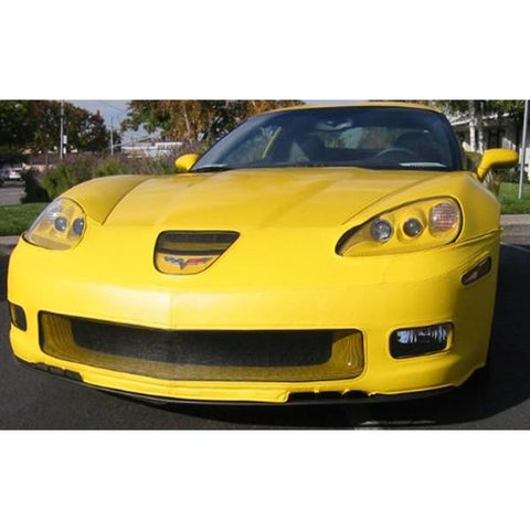 Corvette Bra - Speed Lingerie Color Matched NO License Plate Pocket : 2006-2013 C6Z06, Grand Sport