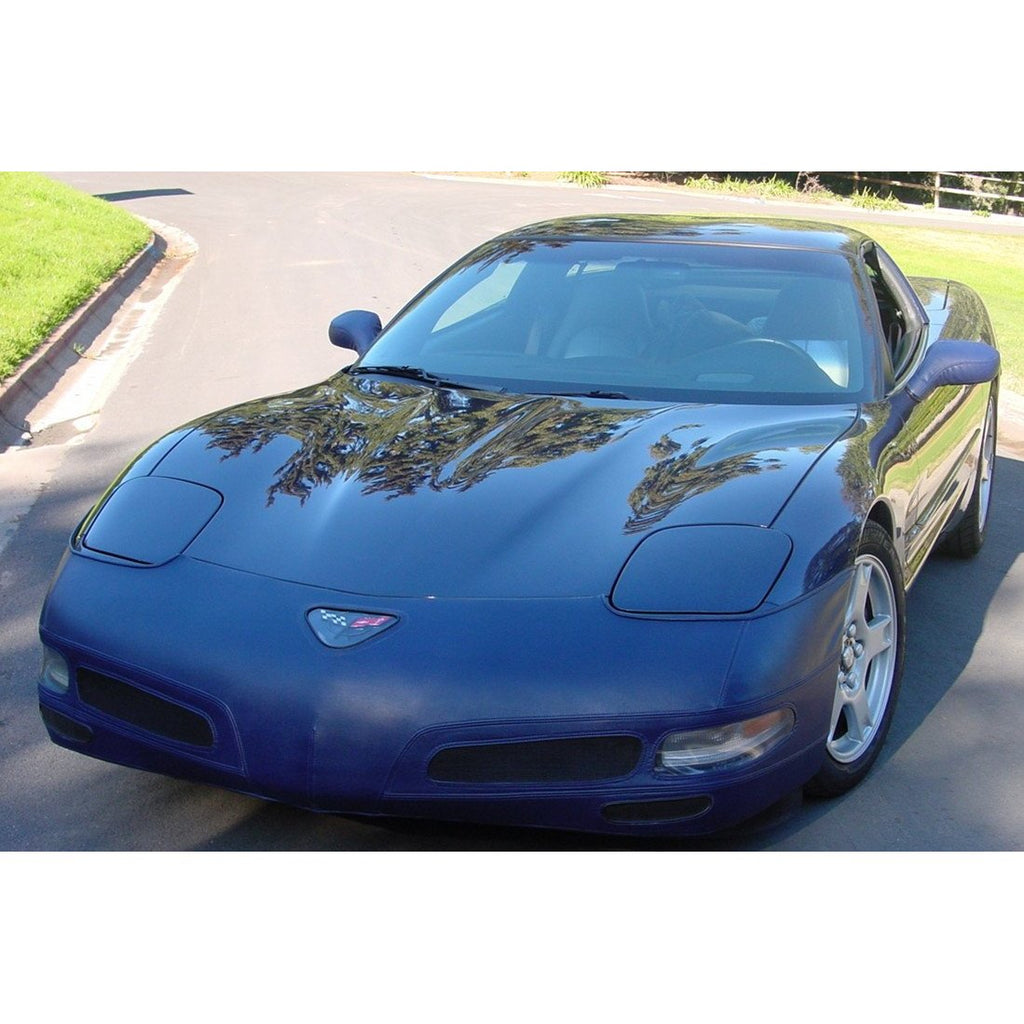 6fa57aa25 Corvette Bra - Speed Lingerie Color Matched with NO License Plate Window    1997-2004 C5   Z06