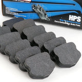 Corvette Brake Pads - Hawk HPS (Street) Front Original Multi-Piece,Brakes