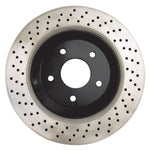 Corvette Brake Rotor Hub Covers - Black (Set) : 2005-2013 C6 Z51,Brakes