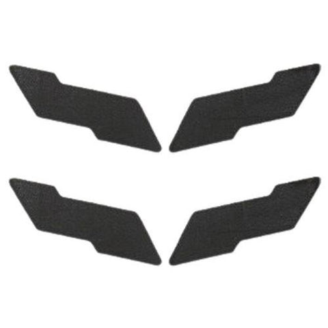 Corvette C5 Emblem Black-Out Overlay Kit : 1997-2004 C5 & Z06