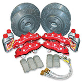 Corvette C6Z06 Brake Package Upgrade (05-13 C6),Brakes