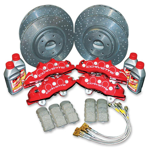 Corvette C6Z06 Brake Package Upgrade (97-04 C5 / C5 Z06)
