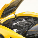 Corvette C7 Z06 C7R Edition - Corvette Racing Yellow - AUTOart : Diecast 1:18,Home & Office