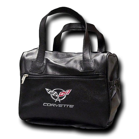 Corvette Car Kit Bag with Embroidered C5 Emblem,Accessories