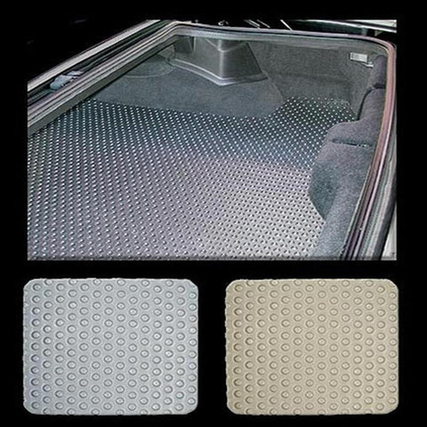 Corvette Cargo Mat All Weather Rubber Lloyds Mats : 2005-2013 C6 Coupe only,Interior