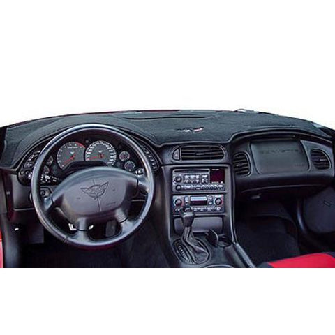 Corvette Dash Mat Custom Fit with Heads Up Display (97-04 C5 / C5 Z06)