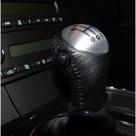 Corvette Exhaust - Man Knob Switch 6 spd : 2005-13 C6, Z06 & Grand Sport with NPP Equipped Exhaust