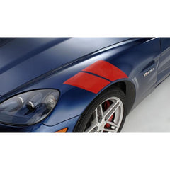 Corvette Grand Sport Fender Accent Stripes : 2005-2013 C6
