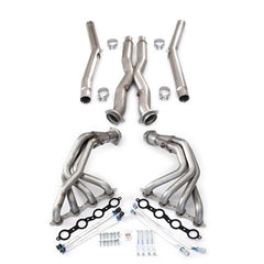 Corvette Header Package - Kooks Long Tube w/X-Pipe : 2005-2008 C6
