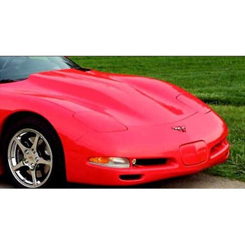Corvette Hood - Radical High Rise Hood clears Magnuson Supercharger : 1997-2004 C5 & Z06,Performance Parts