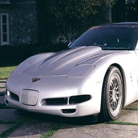 Corvette Hood - Raised Sport Style : 1997-2004 C5 & Z06