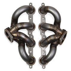 Corvette Hooker Blackheart - Shorty Headers w/Merge Collector : 2005-2013 C6