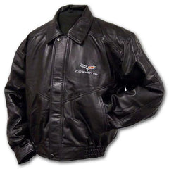 Corvette Jacket - Lamb with C6 Emblem (05-12 C6)