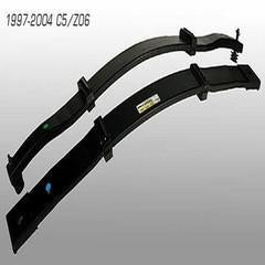 Corvette Leaf Springs - GM Z51/Z06 Upgrade Package : 1997-2004 C5 & Z06