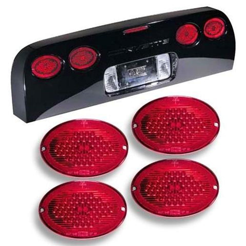 Corvette LED Taillights (97-04 C5 / C5 Z06)