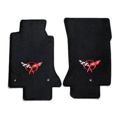 Corvette Lloyds Velourtex Floor Mats : 1997-04 C5 & Z06