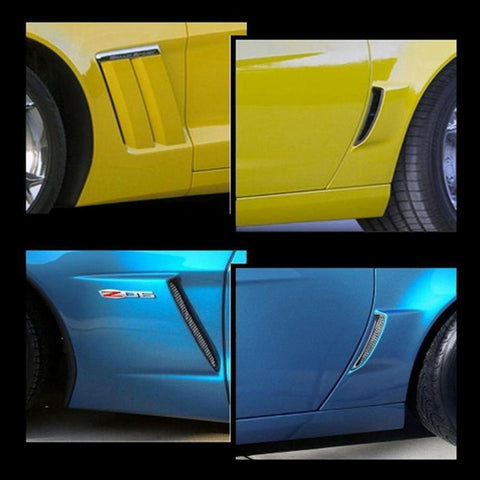 Corvette Paint Protection - Cleartastic Plus 4 Pc. Kit : 2006-2013 Z06 & Grand Sport