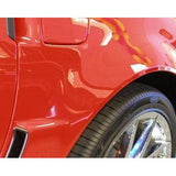 Corvette Paint Protection - Cleartastic Plus Wide-Body Rear Fender 2 Pc. Kit (2006-2013 Z06,ZR1,Grand Sport),Exterior