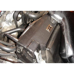 Corvette Radiator Cover - Carbon Fiber : 2005-2013 C6 & Z06
