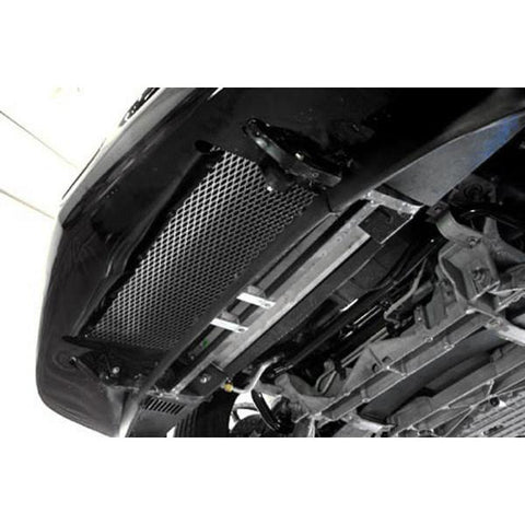 (97-04 C5 / C5 Z06) : Corvette Radiator Protective Screen,Exterior
