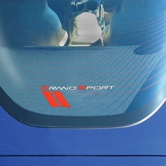 Corvette Rear Cargo Shade : 2010-2013 C6 Grand Sport