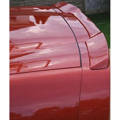 Corvette Rear Spoiler - ZR1 Style : 2005-2013 C6, Z06, Grand Sport