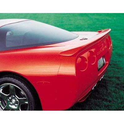 Corvette Rear Wing : 1997-2004 C5 & Z06,0