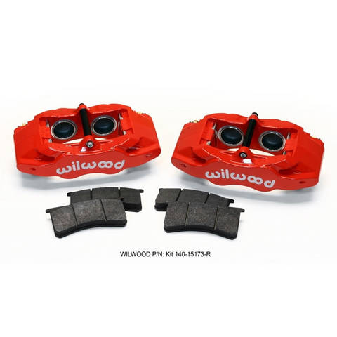 1997-2004 C5 all, 2005-2013 C6, Base Corvette Replacement Brake Caliper Kit - Wilwood,Brakes