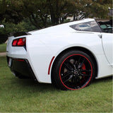 Corvette Rim Savers - Outer Rim Protection and Accent Trim