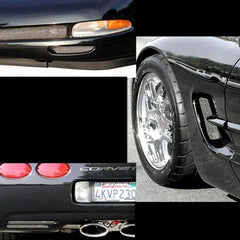 (1997-2004 C5 & Z06) Corvette Screen Set 6 Pc.