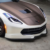 Corvette Sentinel Front Splitter - Carbon Fiber : C7 Stingray,0