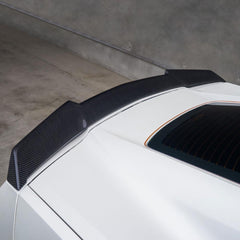 Corvette Sentinel Rear Wing - Carbon Fiber : C7 Stingray