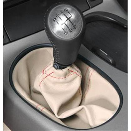 Corvette Shift Boot Six Speed Custom Leather - : 2005-2013 C6, Z06,ZR1,Grand Sport,0