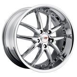 Corvette SR1 Performance Wheels - APEX Series : Chrome,Wheels & Tires