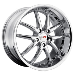 Corvette SR1 Performance Wheels - APEX Series : Chrome