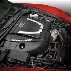 Corvette Supercharger Kit - Edelbrock E-Force (554HP) : 2008-2013 C6 LS3