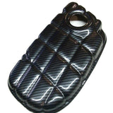 Corvette Surge Tank Cover - Carbon Fiber Look : 1997-2004 C5 & Z06,0