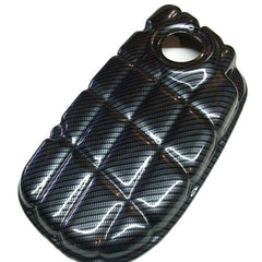 Corvette Surge Tank Cover - Carbon Fiber Look : 1997-2004 C5 & Z06