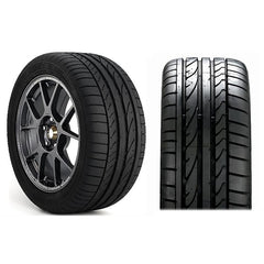 Corvette Tires - Bridgestone Potenza RE050A Pole Position RUN-FLAT (Set) : 2006-2013 Z06 & Grand Sport