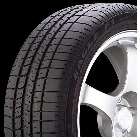 Corvette Tires - Goodyear Eagle F1 Supercar EMT- FREE ...
