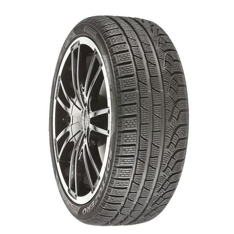 Corvette Tires - Pirelli Winter Sottozero Serie II,Wheels & Tires