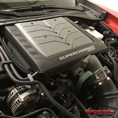 Corvette TVS 2300 HeartBeat Supercharger Kit - Magnuson : C7 Stingray, Z51 6.2L LT1