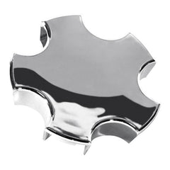 Corvette Wheel Center Cap - Chrome (00-04 C5)