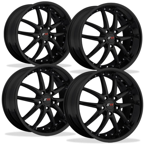 Corvette Wheels Set