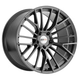Corvette Wheels - Cray Astoria (Set) : Gloss Gunmetal,Wheels & Tires