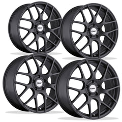 Corvette Wheels - TSW Nurburgring (Set) : Matte Gunmetal