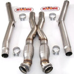 Corvette X-Pipe Kooks : 2005-2013 C6,Z06,Exhaust